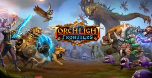 Perfect World announces Torchlight Frontiers