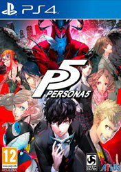 Buy Cheap Persona 5 PS4 CD Key