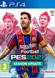 Buy Cheap PES 2021 SEASON UPDATE PS4 CD Key