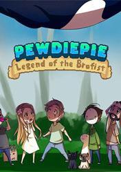 Buy Cheap PewDiePie Legend of the Brofist PC CD Key