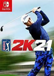 Buy Cheap PGA TOUR 2K21 NINTENDO SWITCH CD Key