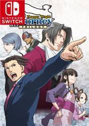 Buy Cheap Phoenix Wright Ace Attorney Trilogy NINTENDO SWITCH CD Key