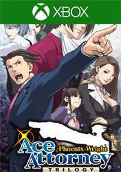 Buy Phoenix Wright Ace Attorney Trilogy XBOX ONE CD Key