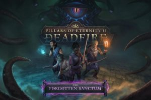 Pillars of Eternity 2 publishes a new trailer for the release of its DLC: The Forgotten Sanctum