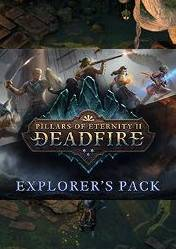 Buy Pillars of Eternity II: Deadfire Explorers Pack DLC PC CD Key