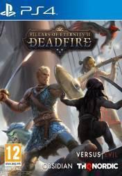 Buy Cheap Pillars of Eternity II: Deadfire PS4 CD Key