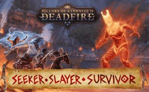 "Pillars of Eternity II DLC ""Seeker, Slayer, Survivor"" will be released on September 25th"