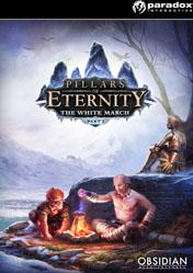 Buy Pillars of Eternity The White March Part 1 pc cd key for Steam