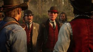Pinkerton security company is suing Rockstar over Red Dead Redemption 2