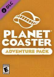 Buy Planet Coaster Adventure Pack pc cd key for Steam