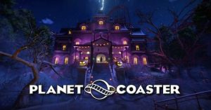 Planet Coaster dresses up to celebrate Halloween with the Spooky Pack
