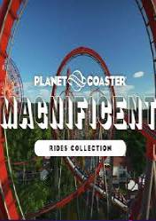 Buy Planet Coaster Magnificent Rides Collection PC CD Key