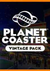 Buy Cheap Planet Coaster Vintage Pack PC CD Key