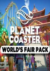 Buy Cheap Planet Coaster Worlds Fair Pack PC CD Key