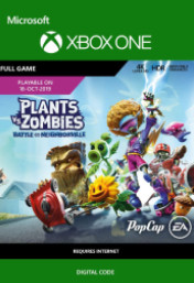 Buy Plants vs Zombies Battle for Neighborville XBOX ONE CD Key