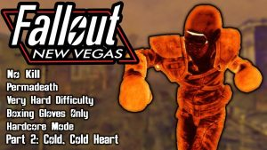 Player beats Fallout New Vegas without dying and without killing anybody
