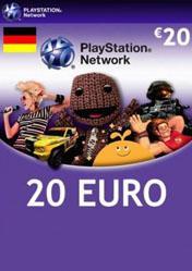 Buy Cheap PlayStation Network Card 20 EUR DE PC CD Key