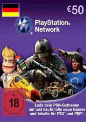 Buy Cheap PlayStation Network Card 50 EUR DE PC CD Key