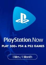Buy Cheap PlayStation Now 1 Month PC CD Key