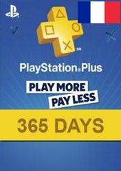 Buy PlayStation Plus 365 days card FR pc cd key