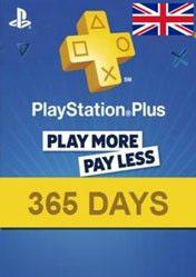 Buy Cheap PlayStation Plus 365 days card UK PC CD Key