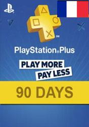 Buy Cheap PlayStation Plus 90 days card FR PC CD Key