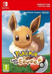 Buy Cheap Pokemon: Lets Go Eevee NINTENDO SWITCH CD Key
