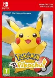Buy Cheap Pokemon: Lets Go Pikachu NINTENDO SWITCH CD Key