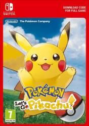 Buy Pokemon: Lets Go Pikachu Nintendo Switch