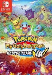 Buy Cheap Pokemon Mystery Dungeon: Rescue Team DX NINTENDO SWITCH CD Key