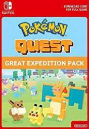 Buy Cheap Pokemon Quest Expedition 3-Pack Bundle NINTENDO SWITCH CD Key