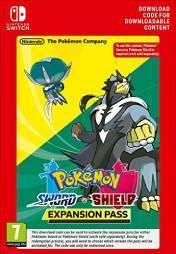 Buy Pokemon Shield: Expansion Pass Nintendo Switch