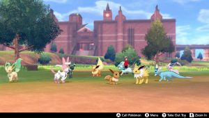 Pokémon Sword and Shield: new Pokémon, the Pokémon Camps and more, announced