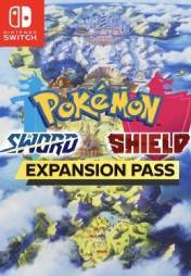 Buy Cheap Pokemon Sword: Expansion Pass NINTENDO SWITCH CD Key