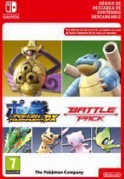 Buy Cheap Pokken Tournament DX Battle Pack DLC NINTENDO SWITCH CD Key