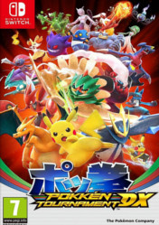 Buy Pokken Tournament DX NINTENDO SWITCH CD Key
