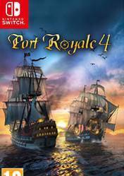 Buy Cheap Port Royale 4 NINTENDO SWITCH CD Key