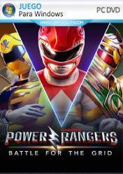 Buy Power Rangers: Battle for the Grid pc cd key for Steam