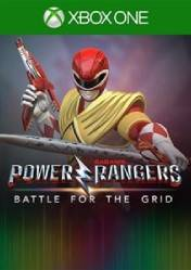 Buy Power Rangers: Battle for the Grid Xbox One