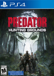 Buy PREDATOR: HUNTING GROUNDS PS4