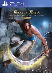 Buy Prince of Persia The Sands of Time Remake PS4
