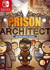 Buy Cheap Prison Architect Nintendo Switch Edition NINTENDO SWITCH CD Key