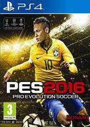Buy Cheap Pro Evolution Soccer 2016 – PES 2016 PS4 CD Key