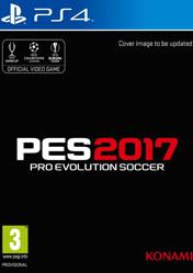 Buy Cheap Pro Evolution Soccer 2017 – PES 2017 PS4 CD Key