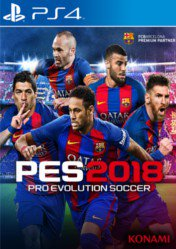 Buy Cheap Pro Evolution Soccer 2018 – PES 2018 PS4 CD Key