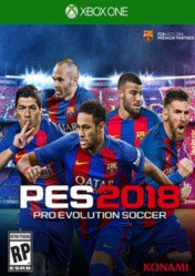 Buy Pro Evolution Soccer 2018 – PES 2018 XBOX ONE CD Key