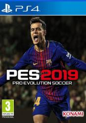 Buy PRO EVOLUTION SOCCER 2019 – PES 2019 PS4 CD Key