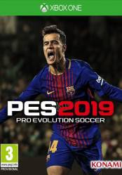 Buy PRO EVOLUTION SOCCER 2019 – PES 2019 XBOX ONE CD Key