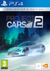 Buy PROJECT CARS 2 Collector's Edition PS4 CD Key