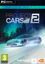 Buy Project CARS 2 Deluxe Edition PC CD Key